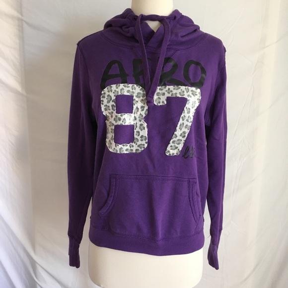 666531424481 Aeropostale Tops - Aeropostale | Women Tops | Hoodie | Purple